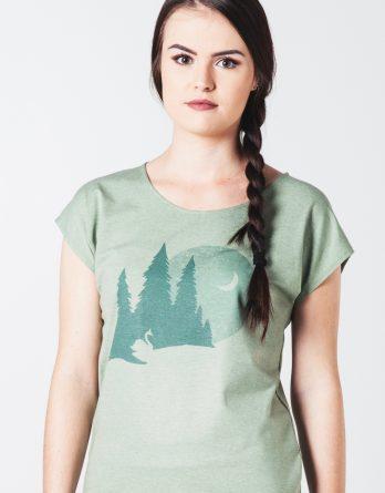 T-shirt Lac des cygnes