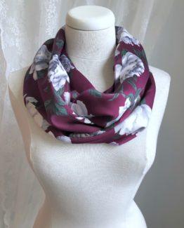 foulard entourloupe - Jardin Pourpre