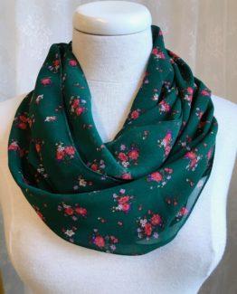 foulard vert - 1 (1)