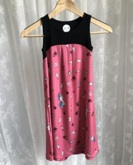 Robe Mini Chalicorne